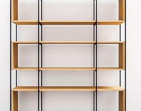 bookcase Book Shelf 3D model
