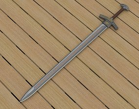 Ancient War Sword 3D