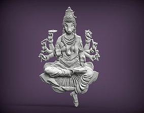 Goddess Varahi 3D printable model