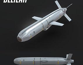 Delilah Cruise Missile 3D model