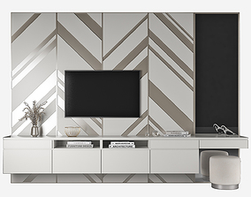 3D model TV stand and Dressing table 60