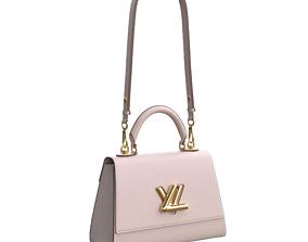 handbag-louis-vuitton 3D asset realtime