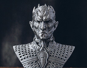Night King Bust - Game of Thrones 3D print model