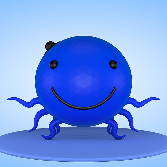 Oswald - Cartoon Character