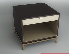 3D model Bedside Table table