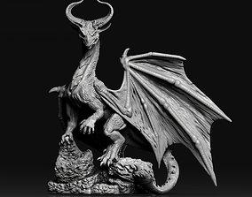 3D print model Dragon art