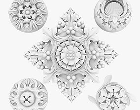 Architectural Ornament vol 04 3D