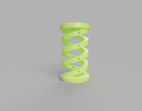 3D printable model Pencil stand