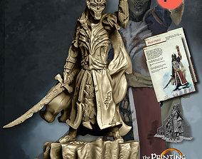 3D printable model Wight Prince