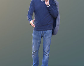 Anselmo 10224 - Standing Casual Guy 3D model