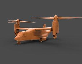 Bell Boeing V-22 3D printable model