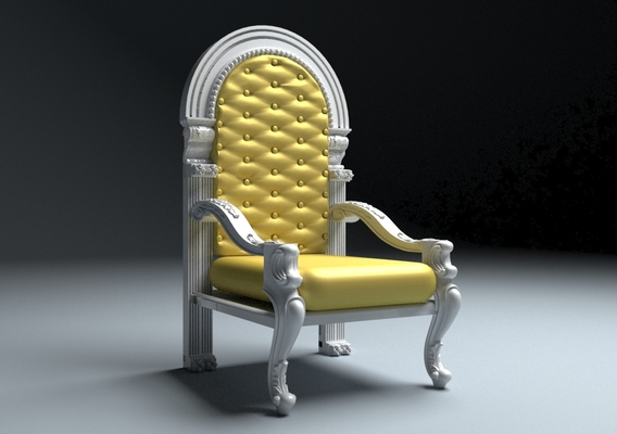 King Throne 4