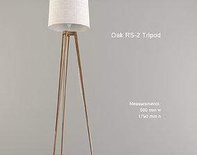 Oak RS-2 Tripod 3D