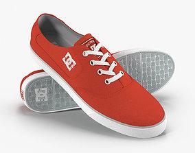 3D model DC Shoes - Flash TX - Clay