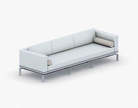 3D model 1173 - Sofa