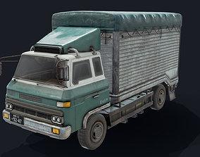 3D asset Porter Truck