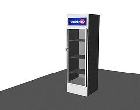 3D model Fujidenzo Refrigerator Chiller