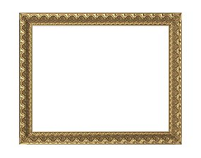 3D wall carved frame