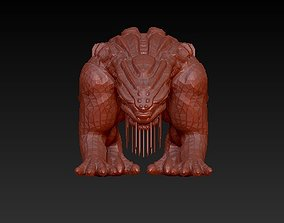 3D printable model games-toys monster