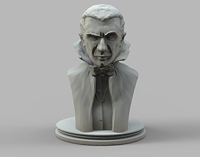 3D printable model Classic Vampire Series Bela Lugosi as