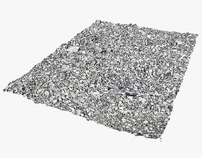 Gravel 3D asset VR / AR ready