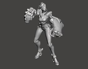 Project VI 3D Model