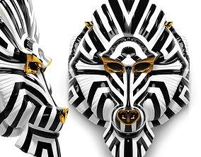 Lladro Mandrill Mask 3D model