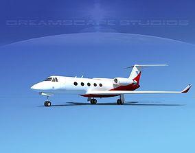 Grumman Gulfstream G-V V10 3D