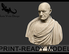 Printable bust of Roman Empire Consul