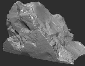 Rock 3D scanning