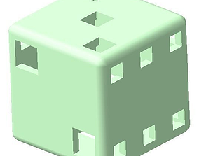 Dice toys toy 3D printable model