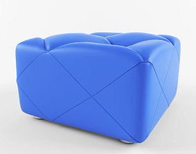 Soft chair 03 3D model