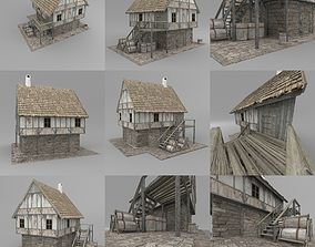 3D print model Fantasy house
