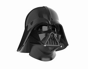 3D print model Darth Vader Helmet ANH