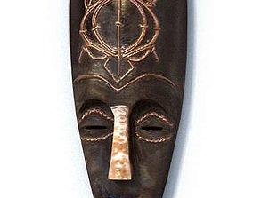 Exotic Craft African Art 3D model
