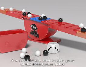3D print model Balancing Boulders fun