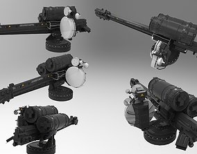 3D turret 3