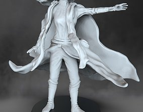 3D printable model Elven sorceress