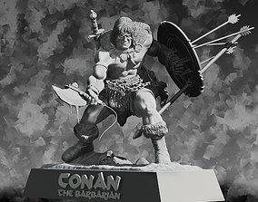 3D printable model conan CONAN the Barbarian
