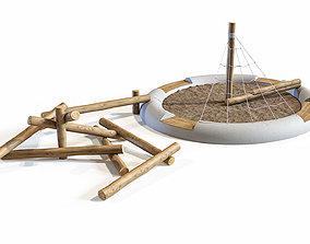 3D Playground Sandbox by Taiga