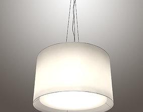 3D model Astro Lamp by Ligne Roset