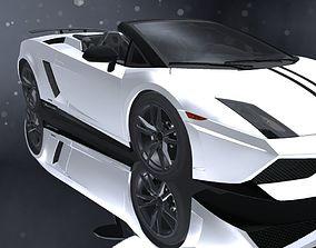 Lamborghini Gallardo LP570-4 Spyder Performante 3D model