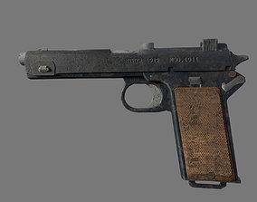 Steyr 1912 3D asset