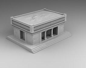 3dprint The palace of Maya 3D print model
