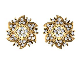 3D printable model Ladies Earrings Tops earrings-tops
