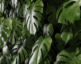 3D leaf vertical garden 04