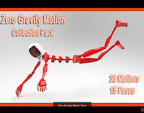 MEGA MOTION PACK 3D model