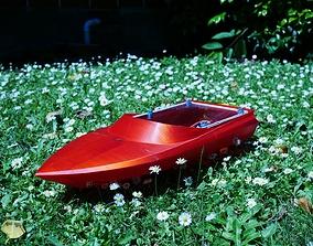 printable KwikJet - The 3D Printable Jet Boat