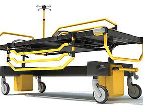 3D Medical Stretcher