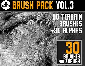 Brush Pack Vol 3 3D model